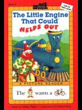 Little Engine That Could Helps Out (Turtleback School & Library Binding Edition)
