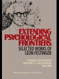 Extending Psychological Frontiers