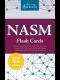 NASM Personal Training Book of Flash Cards: NASM Exam Prep Review with 300+ Flashcards for the National Academy of Sports Medicine Board of Certificat
