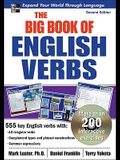 The Big Book of English Verbs [With CDROM]