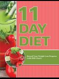 11 Day Diet: Record Your Weight Loss Progress (with BMI Chart)