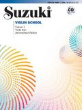 Suzuki Violin School, Vol 5: Violin Part, Book & CD