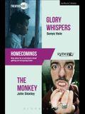 Glory Whispers & the Monkey
