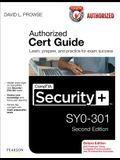Comptia Security+ Syo-301 Cert Guide, Deluxe Edition