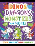 Dinos, Dragons, Monsters & More!