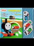 Thomas' Magnetic Playbook (Thomas & Friends) [With 9 Magnets]