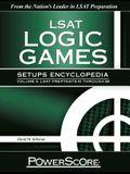 LSAT Logic Games Setups Encyclopedia III
