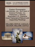 Eastern Photographic Laboratories, Inc., and Heart of America Portraits, Inc., Petitioners V. Roberta Braunstein U.S. Supreme Court Transcript of Reco