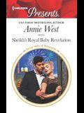 Sheikh's Royal Baby Revelation (Secret Heirs of Billionaires)