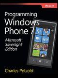 Microsofta Silverlighta Edition: Programming Windowsa Phone 7: Programming Windowsa Phone 7
