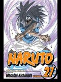 Naruto, Vol. 27 [With Collectible Stickers]