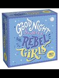 Good Night Stories for Rebel Girls 2021 Day-To-Day Calendar