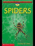 Spiders (Turtleback School & Library Binding Edition) (Scholastic Science Readers: Level 1)