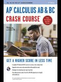 Ap(r) Calculus AB & BC Crash Course, 2nd Ed., Book + Online
