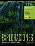 Exploraciones (with Ilrn(tm) Heinle Learning Center, 4 Terms (24 Months) Printed Access Card)