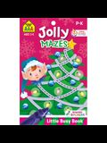 Jolly Mazes Little Busy Book