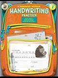 Handwriting Practice, Grade 1 (Homework Helper)