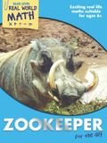 Real World Math Blue Level: Zookeeper for the Day