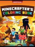 Minecraft Coloring Book: Minecrafter's Coloring Activity Book: 100 Coloring Pages for Kids - All Mobs Included (An Unofficial Minecraft Book)