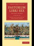 Fastorum libri sex - 5 Volume Set