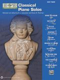 10 for 10 Sheet Music Classical Piano Solos: Piano Solos