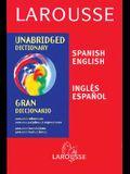 Larousse Spanish/English Unabridged Dictionary