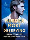 Murder Most Deserving, Volume 2