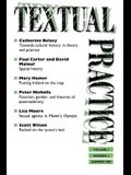 Textual Practice: Issue 8 Volume 3 No. 2