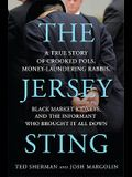 The Jersey Sting: A True Story of Crooked Pols, Money-Laundering Rabbis, Black Market Kidneys, and the Informant Who Brought It All Down