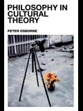 Philosophy in Cultural Theory