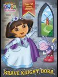 Brave Knight Dora (Dora the Explorer) (Hologramatic Sticker Book)
