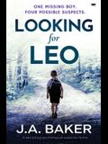 Looking For Leo: a nail-biting psychological suspense thriller
