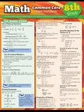 Math Common Core State Standards, Grade 8