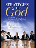 Strategies of God: A biblical blueprint for personal and organizational effectiveness