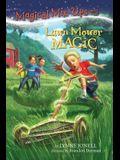 Lawn Mower Magic (A Stepping Stone Book(TM))