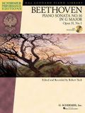 Beethoven: Piano Sonata No. 16 in G Major, Opus 31, No. 1 [With CD (Audio)]