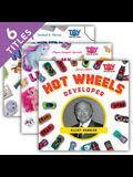 Toy Trailblazers Set 3 (Set)