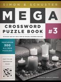 Simon & Schuster Mega Crossword Puzzle Book #03