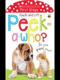 Peek Who: Do You Purr, Too?: Scholastic Early Learners (Touch and Lift)