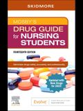 Mosby's Drug Guide for Nursing Students with 2022 Update