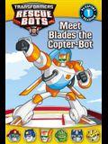 Meet Blades the Copter-Bot