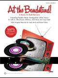 At the Bandstand!: A Rock 'n' Roll Review [With CD (Audio)]