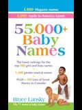55,000 + Baby Names