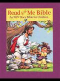 Read with Me, Bible: An NIV Story Bible for Children