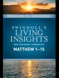Insights on Matthew 1--15