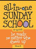 All-In-One Sunday School for Ages 4-12 (Volume 4), Volume 4: When You Have Kids of All Ages in One Classroom
