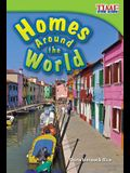Homes Around the World (TIME FOR KIDS® Nonfiction Readers)