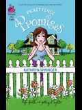 Picket Fence Promises: Pritchett Series #2 (Life, Faith & Getting It Right #23) (Steeple Hill Cafe)