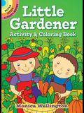 Little Gardener Activity & Coloring Book