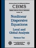 Nonlinear Dispersive Equations